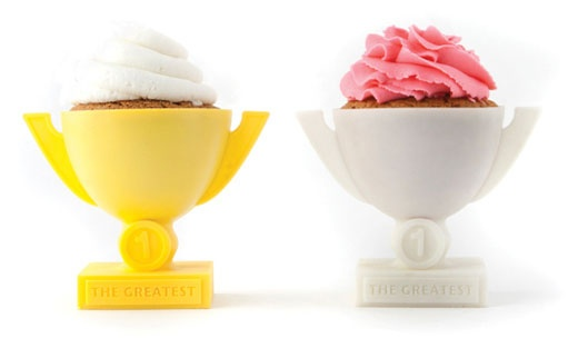 greatest cupcake trophy