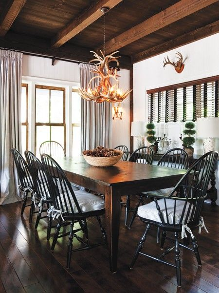 Cottage Dining Room: 25+ Best Ideas About Cottage Dining Rooms On Pinterest