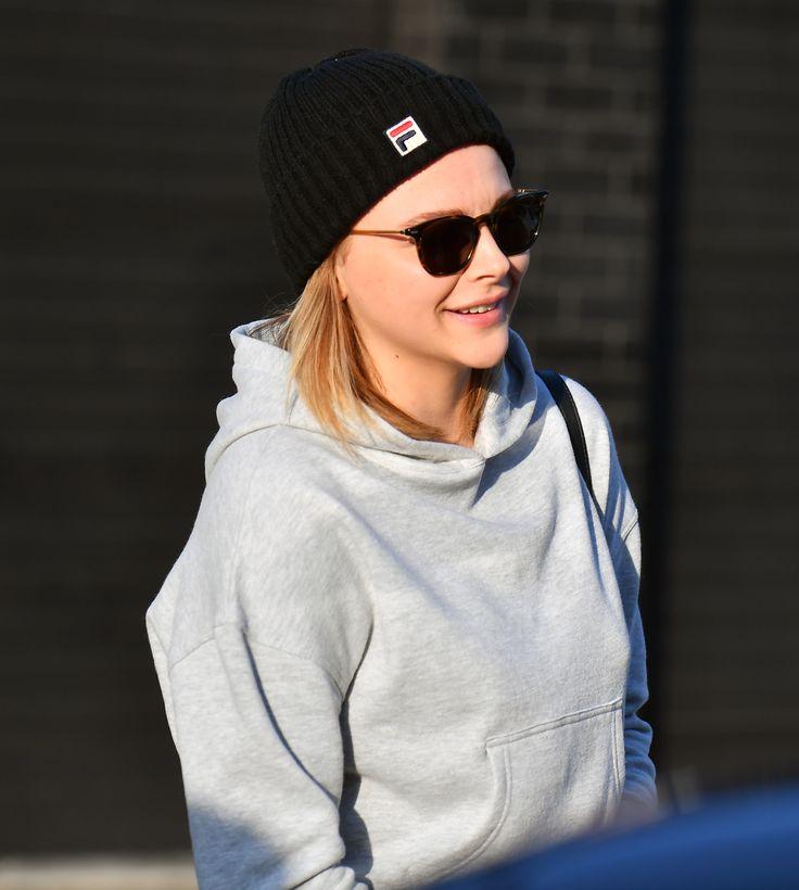 Chloe Grace Moretz - Shopping in Beverly Hills 11/26/17