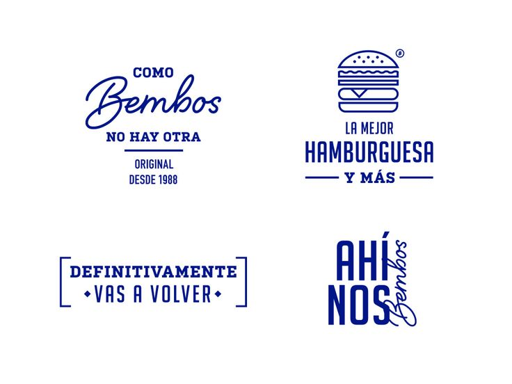 Agency: Infinito Consultores  Project Type: Produced, Commercial Work  Client: Bembos  Packaging content: Fast food  Location: Lima, Peru  ...