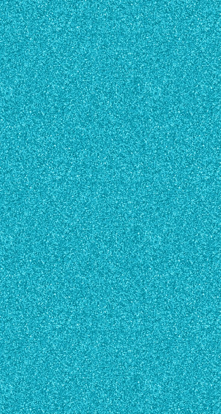 Teal Aqua Turquoise Glitter, Sparkle, Glow Phone Wallpaper - Background