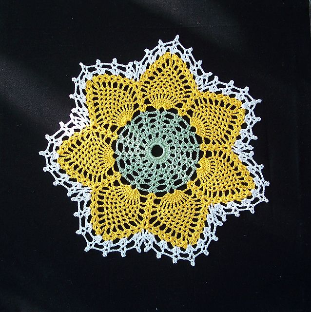763 Best Dmc Crochet Images On Pinterest Crochet Doilies Crochet
