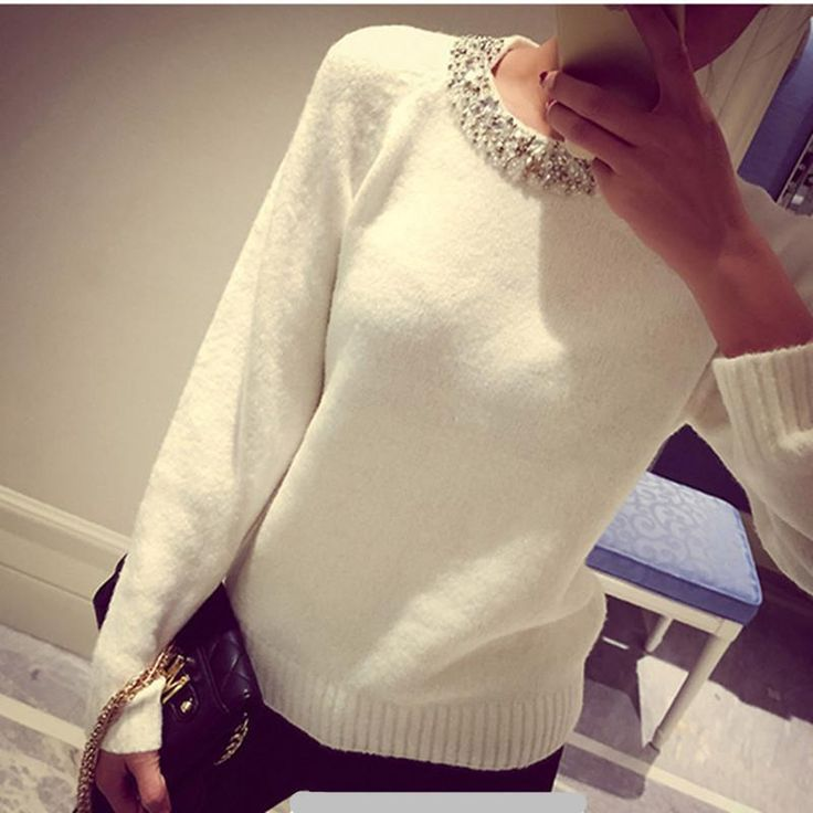 Cheap beaded stocking, Buy Quality sweater bracelet directly from China sweaters fall Suppliers: [xlmodel]-[products]-[8888]        Hot Sales     Women winter sweater female Cashmere o US $16.59Womens Sweaters Fashion