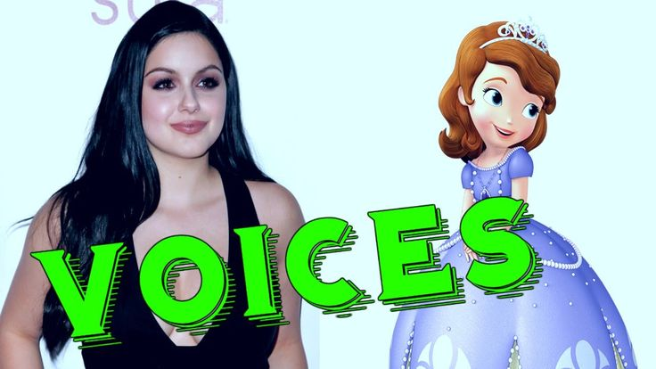 Sofia The First Cast - Sofia The First Voice Actors - Sofia The First Ch...