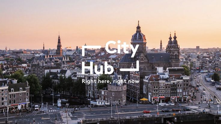 CityHub is a central hub in the city from which travelers from around the world get in touch with the local environment. Right here, right now. Go visit http...