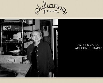 Patsy Grimaldi Opening New Pizza Joint