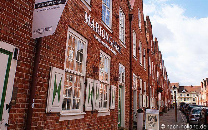 Das Holländische Viertel in Potsdam #holland #potsdam #holländischespuren #architektur