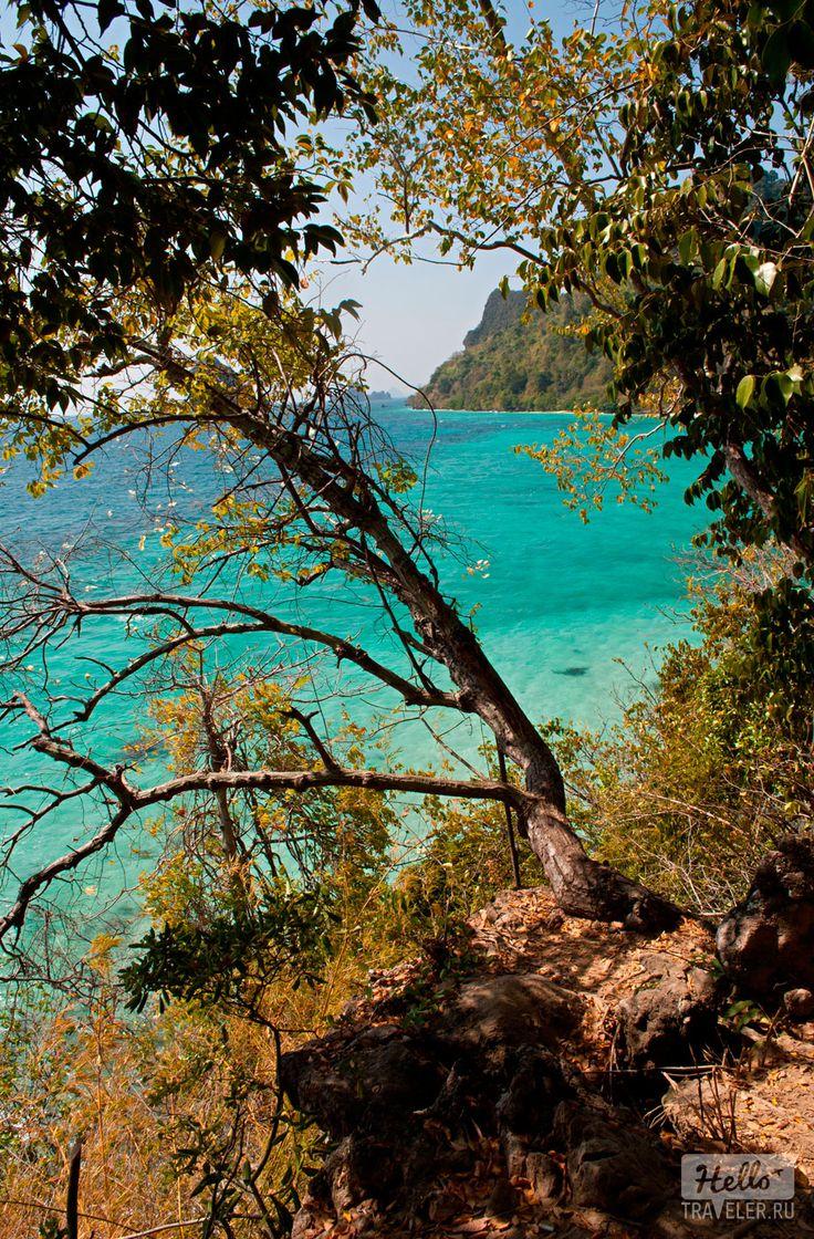 Морская прогулка к островам Краби   Таиланд - фоторепортажи   Hellotraveler