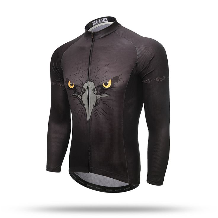 ==> [Free Shipping] Buy Best Trajes Ciclismo Invierno Hombre Cycling Base Layer Ski Long Shirts The Jersey Long Coat Sleeves 2017 New Spring Male Hawk Bike Online with LOWEST Price | 32800591361
