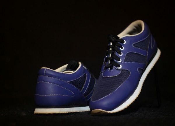 Sepatu Trumph Runwalk Blue