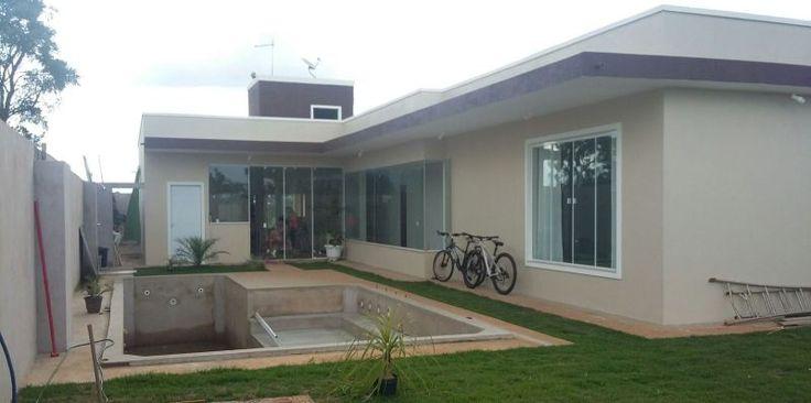 Casa Condominio de 3 quartos à Venda, Sobradinho - DF - RODOVIA BR-0020 KM 12,5 - R$ 730.000,00 - 330m² - Cod: 1443880