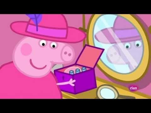 Capitulos completos de Peppa Pig | 1 hora en español\r\nLos mas lindos capítulos de peppa pig, videos de Peppa la cerdita mas linda. Los mejores videos de capítulos completos de los dibujos animados para niños. Si te gusta Pepp