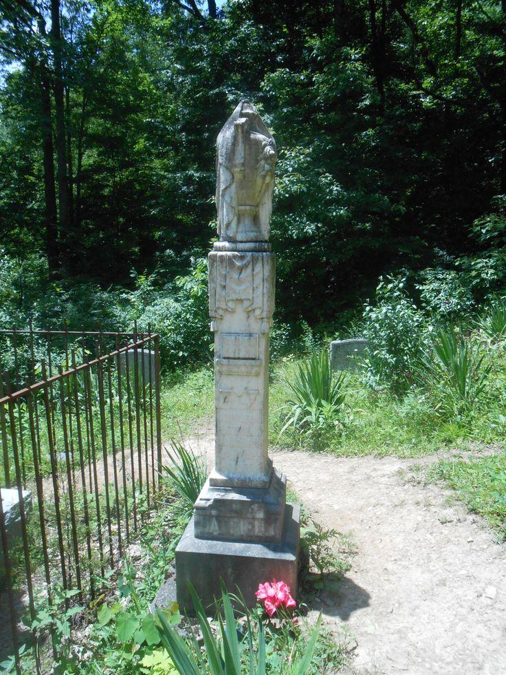 Johnse Hatfield Grave Site