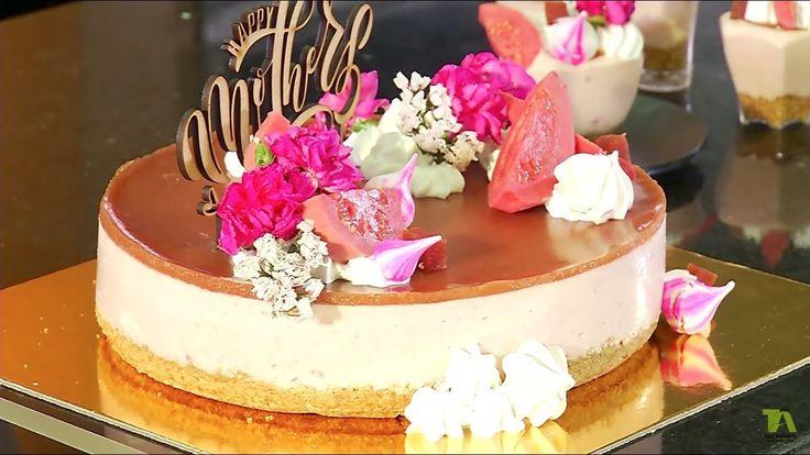 Cheesecake de Guayaba - Carolina Espinal | La Sartén Por el Mango