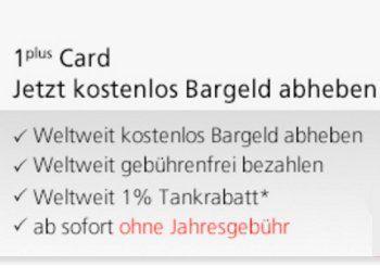DKB-Alternative: Kostenlose Visa-Card mit Gratis-Auslandsnutzung https://www.discountfan.de/artikel/c_verbraucherschutz/dkb-alternative-kostenlose-visa-card-mit-gratis-auslandsnutzung.php Nachdem die DKB im Dezember an der Gebührenschraube dreht und die kostenlose Auslandsnutzung der Kreditkarte nicht mehr für alle gilt, hat sich Discountfan.de nach Alternativen umgeschaut – und ist fündig geworden: Die 1Plus-Card von Santander ist gebührenfrei, bietet weltweit ko