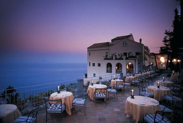 Hôtel Caruso, Italie - Hôtel de luxe