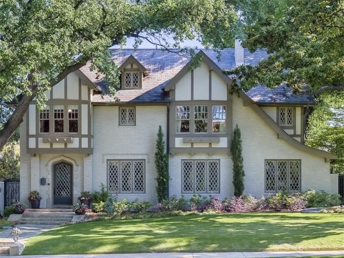 Single Family Home for sales at Highland Park Classic 3620 Princeton Avenue Dallas, Texas 75205 United States