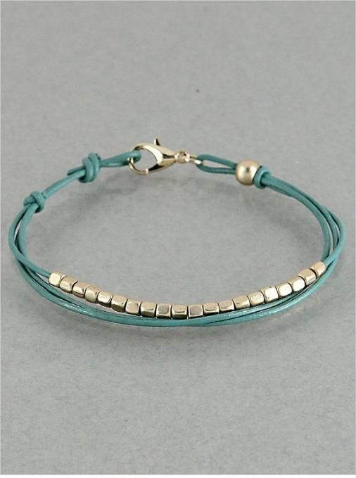 turquoise leather bracelet                                                                                                                                                      More