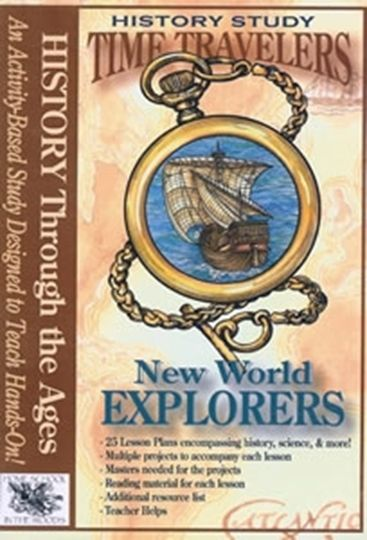 Time Travelers: New World Explorers CD