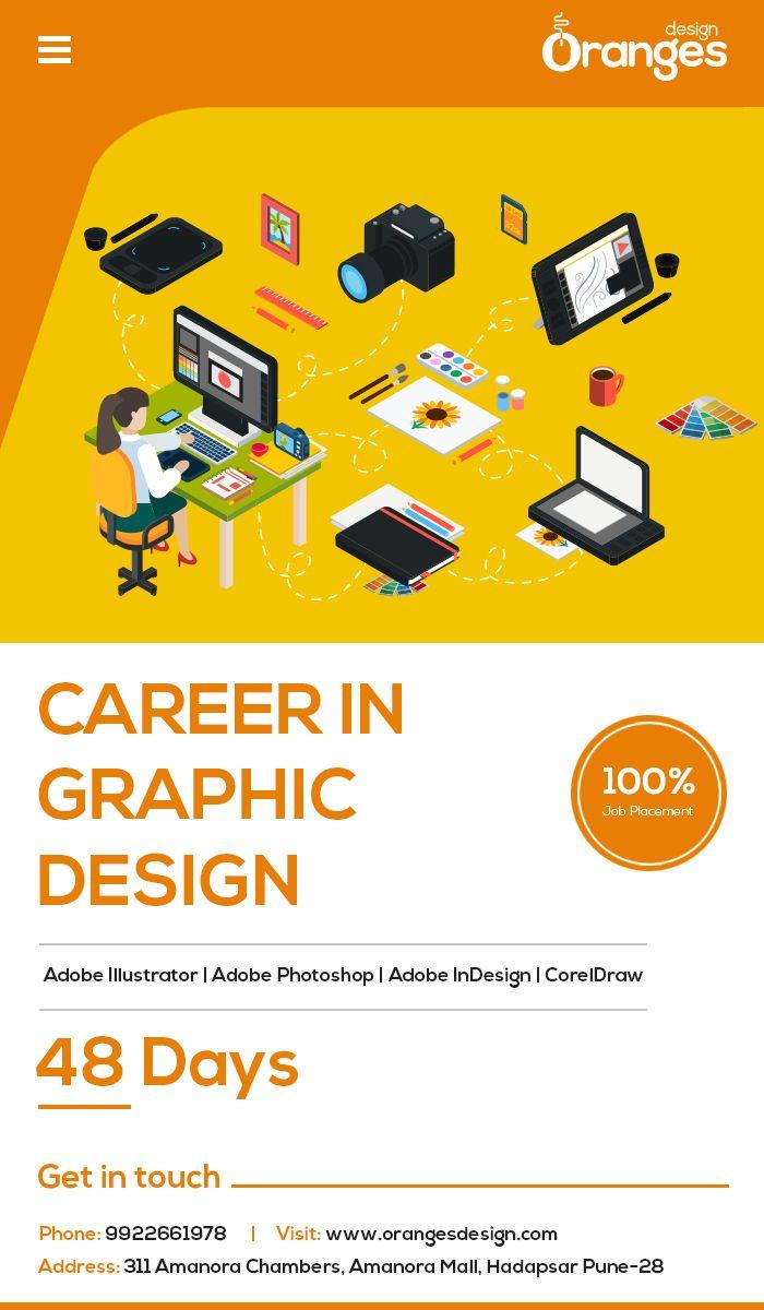 Oranges Design Graphic Design Course Orange Design Design Course