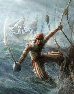 Abordagem pirata!