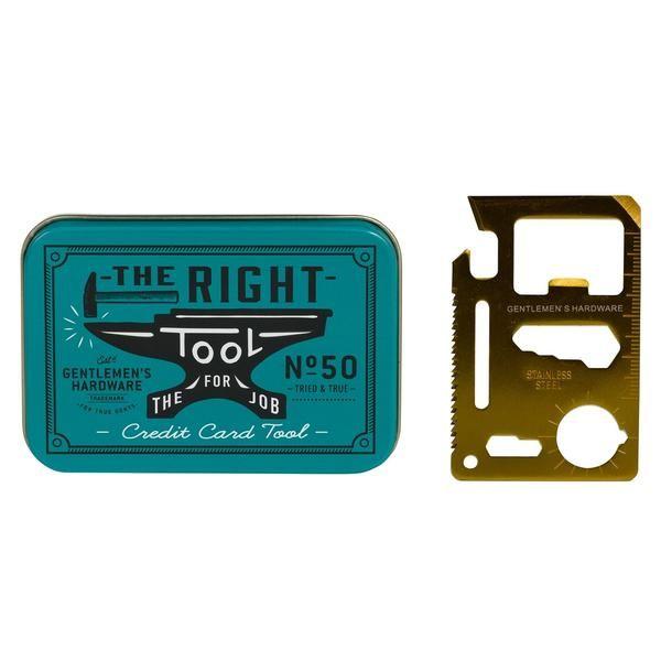 Credit Card Multi Tool