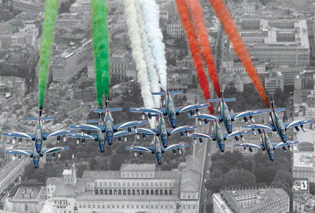 Il portale dell'Aeronautica Militare - Virtute siderum Tenus