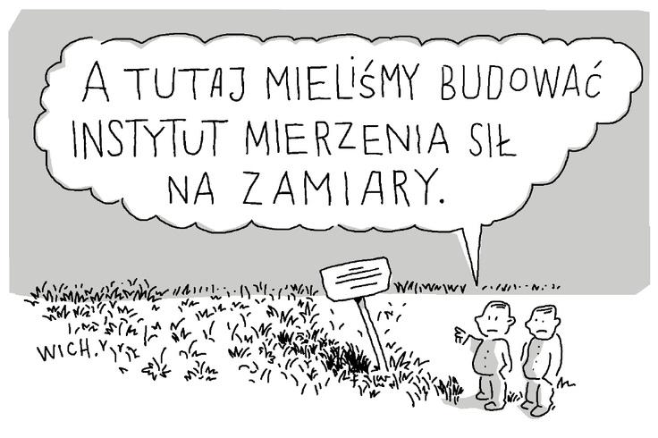 """Rys. Marcin Wicha  """"TP"""" 30/2012"""