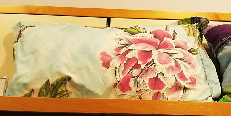 Painterly florals by John Lewis