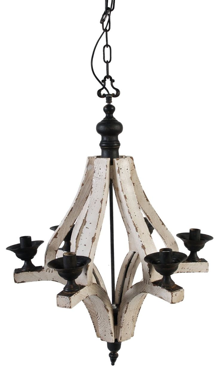 Rustic chandeliers lodge amp cabin lighting - Cast A Stylish Glow Over Your Foyer Or Dining Room Table With This Rustic Chandelier Featuring Arching Wood Arms And Iron Bobeches
