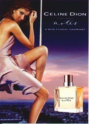 parfums de Céline Dion