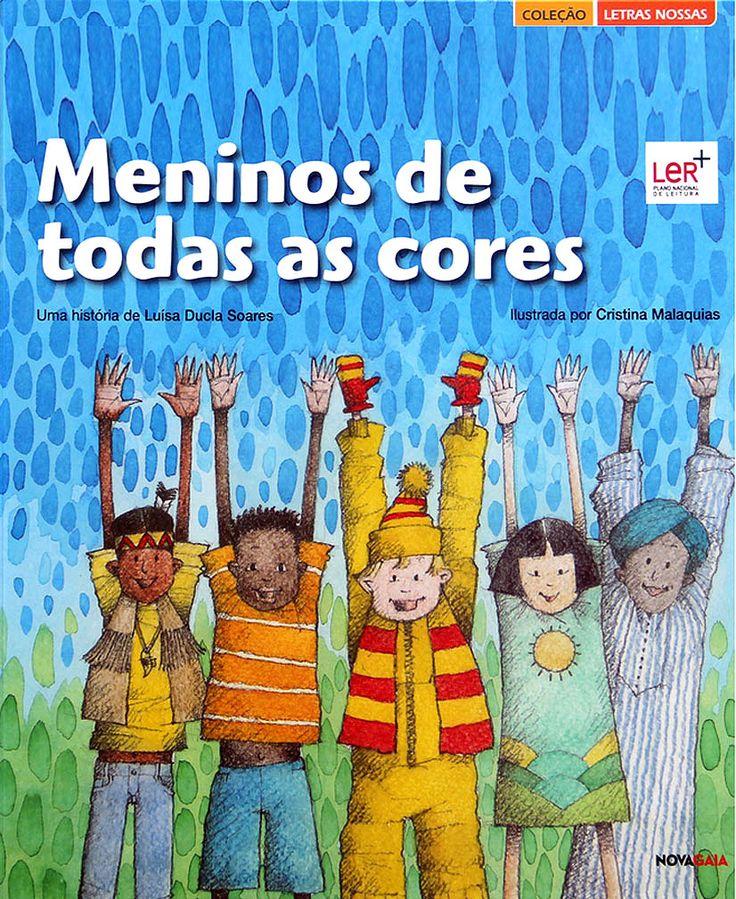 Meninos de todas as cores - Biblioteca OLP