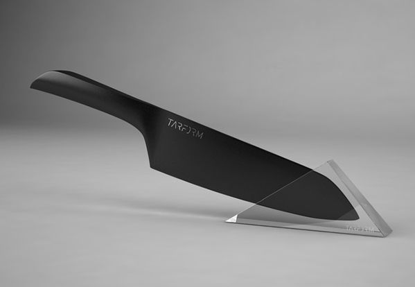 Refined Chef´s Knife - Taras Kravtchouk