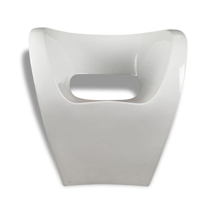 Ron Arad fauteuil Little Albert laqué blanc édition Moroso vendu par Atena Design à Le Vésinet (78 - Yvelines). Hauteur : 70, Largeur : 73, Profondeur : 64, État : Bon état, Materiau : Plastique, Style : Contemporain, Couleur : Blanc