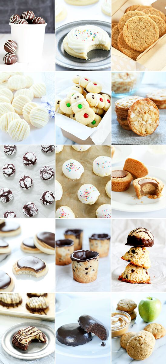Get these 15 tested, easy-to-follow recipes for the very best gluten free Christmas cookies, 2015 edition. Something for everyone!