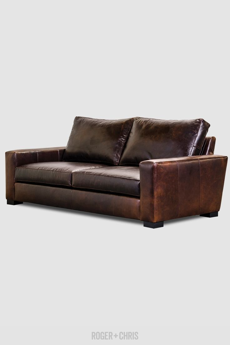 Cole Sofas And Armchairs From Roger + Chris. Similar To Restoration  Hardwareu0027s Maxwell Sofa,