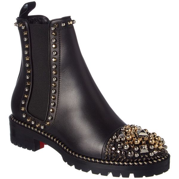 Clou Leather Boot