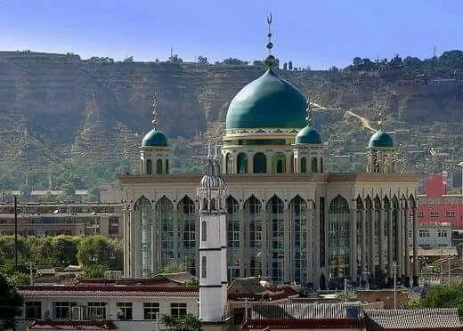 Beautiful Masjid in China