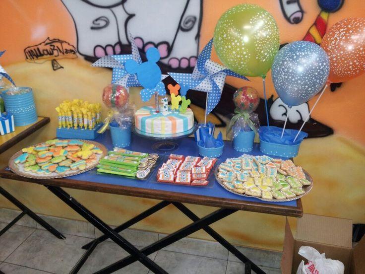 Decoración cumpleaños infantiles