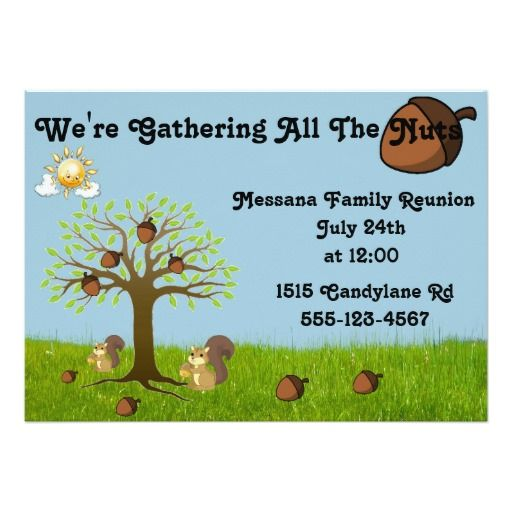 411 best Family Reunion Invitations,Gifts,t-shirts images on - family gathering invitation wording