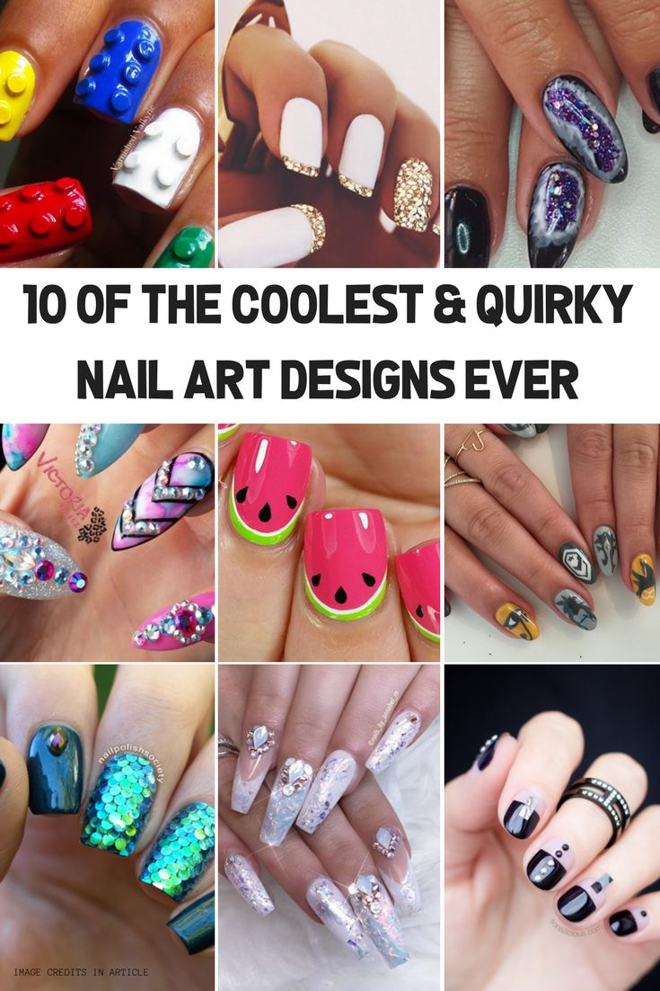 http://australianmum.com/2017/11/18/10-cool-quirky-nail-designs/