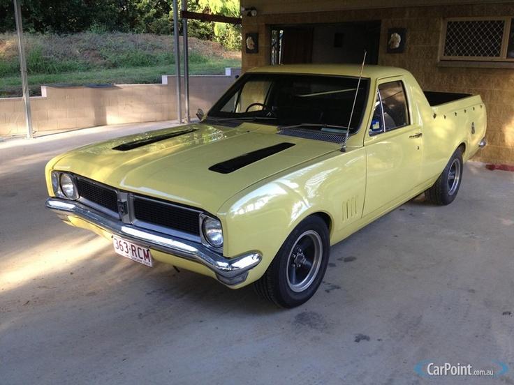 1970 Holden Belmont HG
