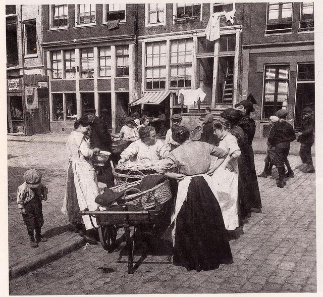 Jordaan, Amsterdam, 1900