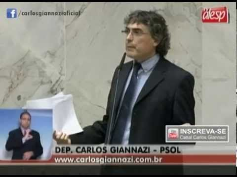 Greve dos professores – Giannazi desmascara mentiras de Alckmin na tribu...
