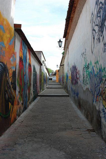 graffiti alley | Flickr - Photo Sharing!