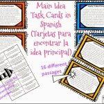 Teaching Main Idea Using Informational Books in Spanish/Encontrando la idea principal usando textos informativos - Learning in Two Languages