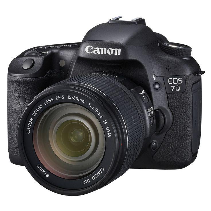 価格.com - キヤノン、デジタル一眼レフカメラ「EOS 7D」 画像