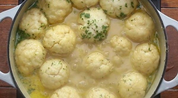 Fluffy Dumplings Make Chicken And Dumplings The Perfect Cozy Comfort Food