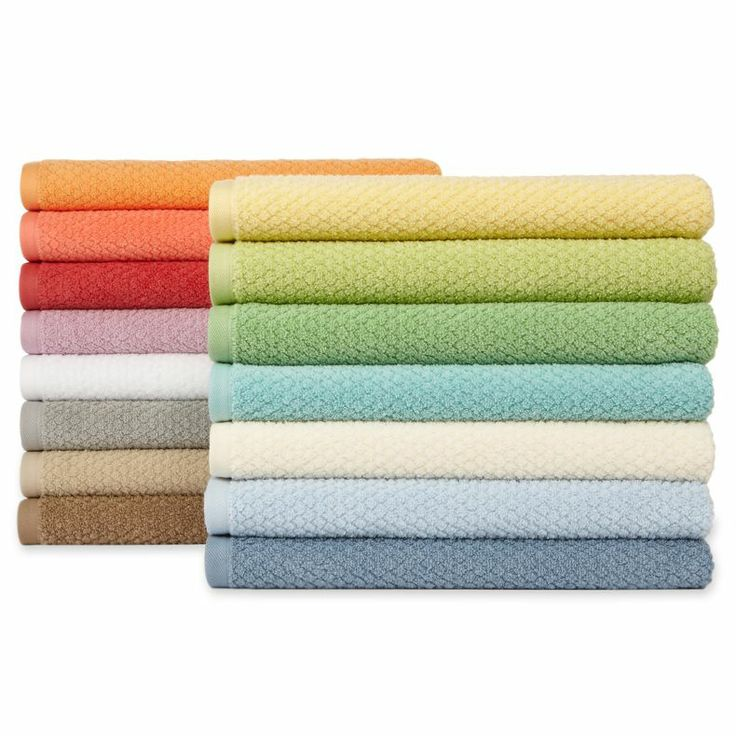 Jcpenney Decorative Bath Towels : Quick dry ripple bath towels jcpenney overseas