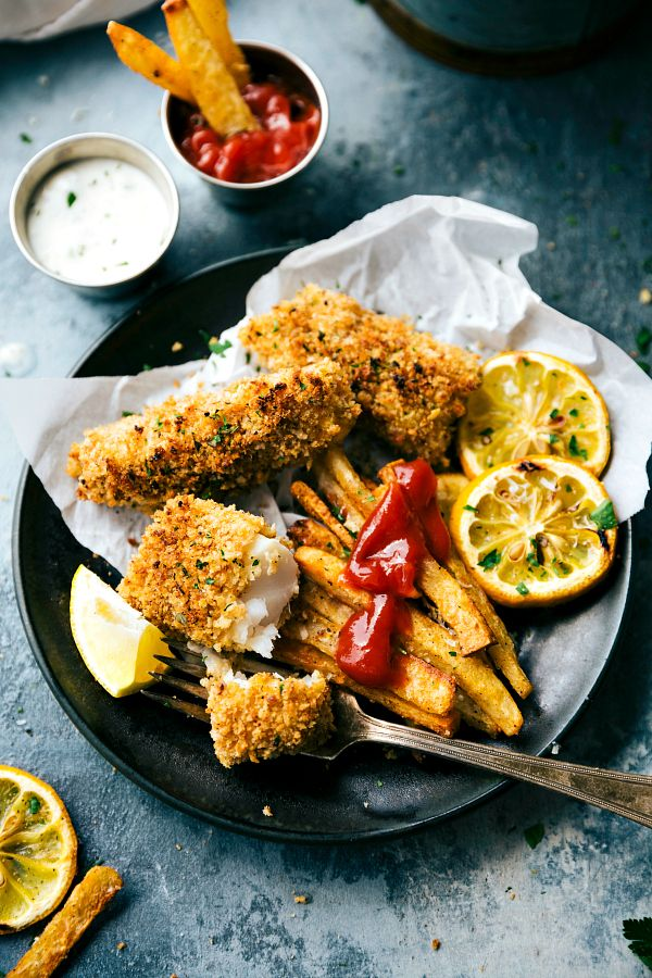 25 best ideas about fish and chips on pinterest fish for Low carb fish batter